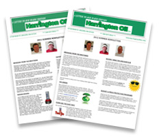 HOI Newsletters